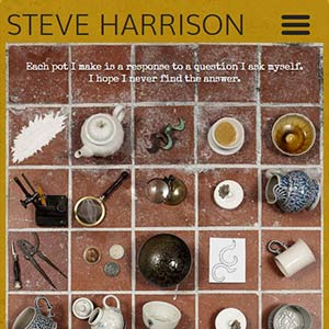 Steve Harrison Website